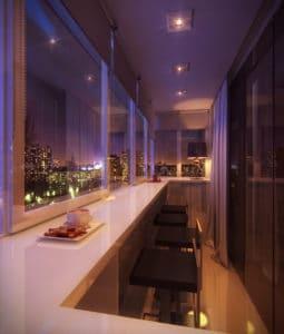 20 классных идей для вашего балкона.