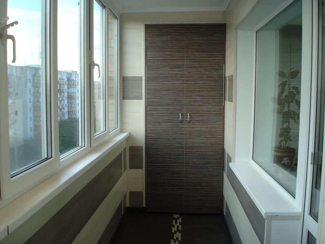 чем можно обшить балкон внутри