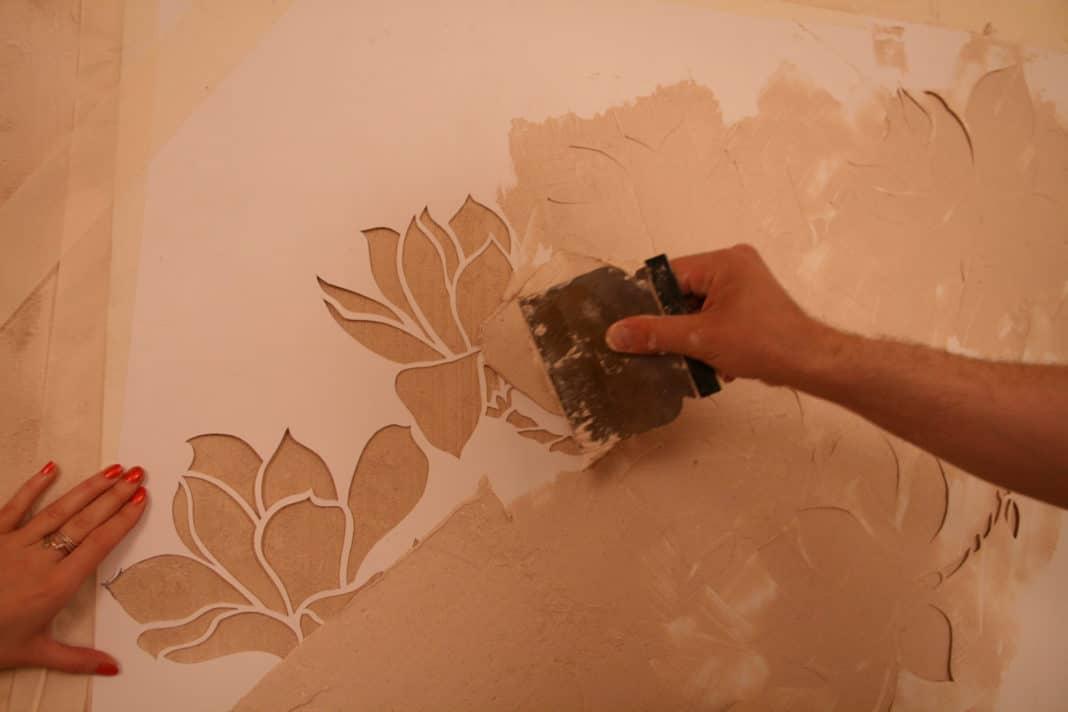 изготовление трафаретов под покраску своими руками