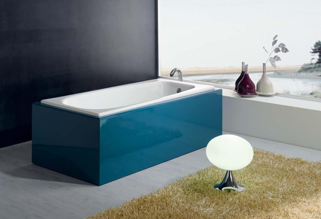 ванна из эмалированного чугуна