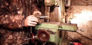 Фрезерный станок по металлу своими руками чертежи