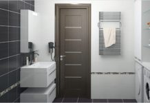 Какую дверь лучше поставить в ванную