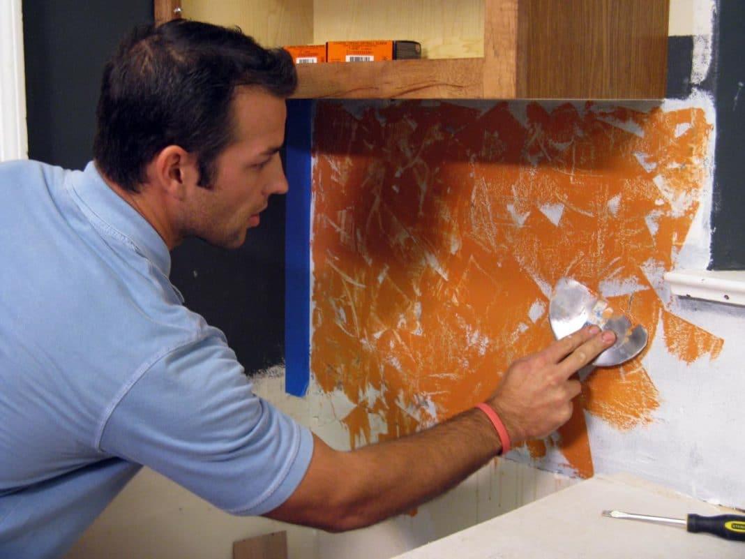 Как вывести застарелое пятно в домашних условиях