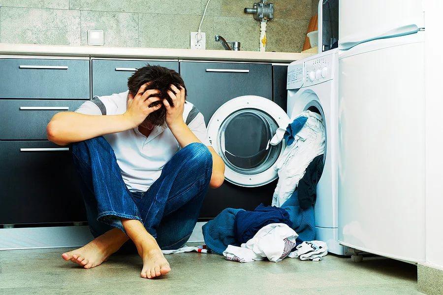 неисправности стиральных машин