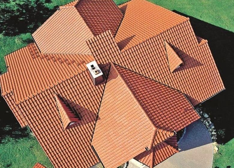 Многощипцовая крыша
