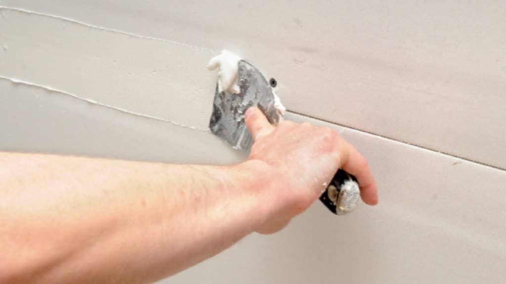 Герметизация швов в панельных домах технология