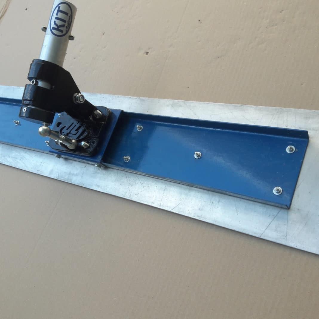 Гладилка для бетона