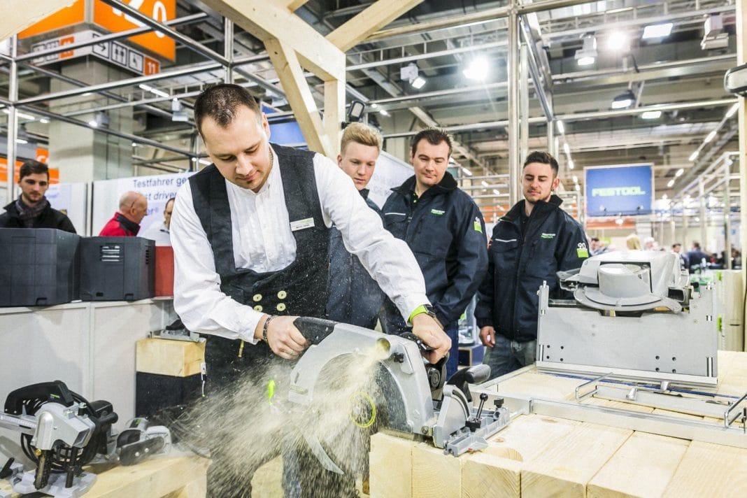 Все новинки строительной индустрии в одном выставочном центре HOLZ-HANDWERK 2020