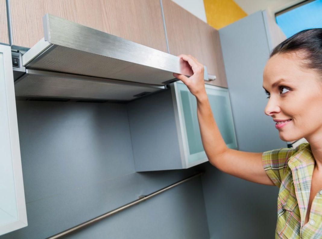 Как отмыть кухню от жира