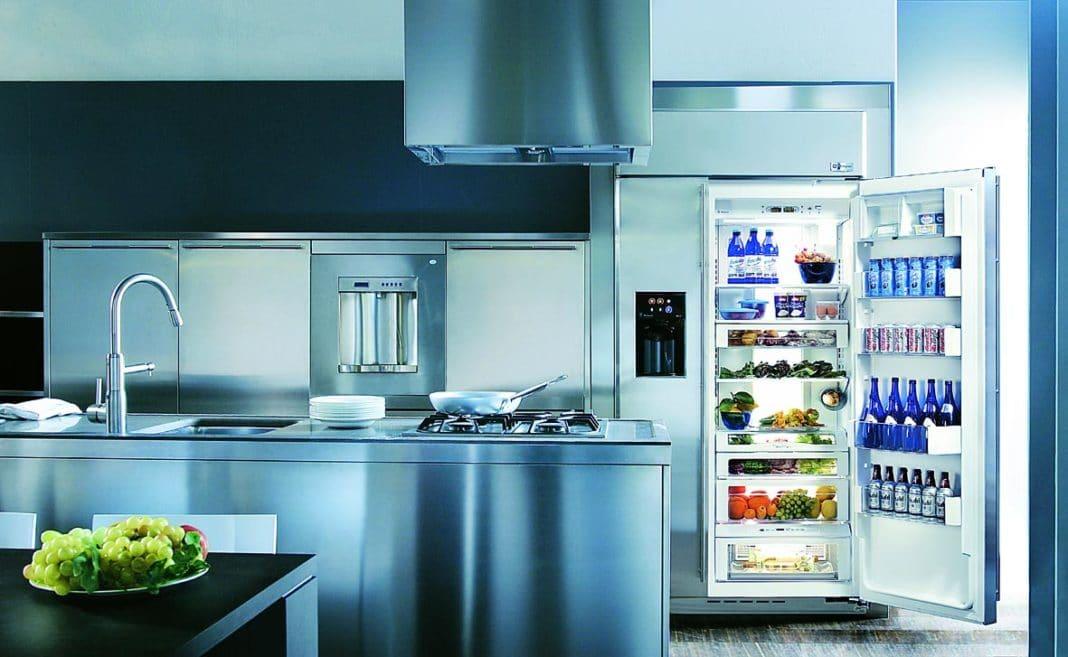 Советы по размещению на кухне бытовой техники