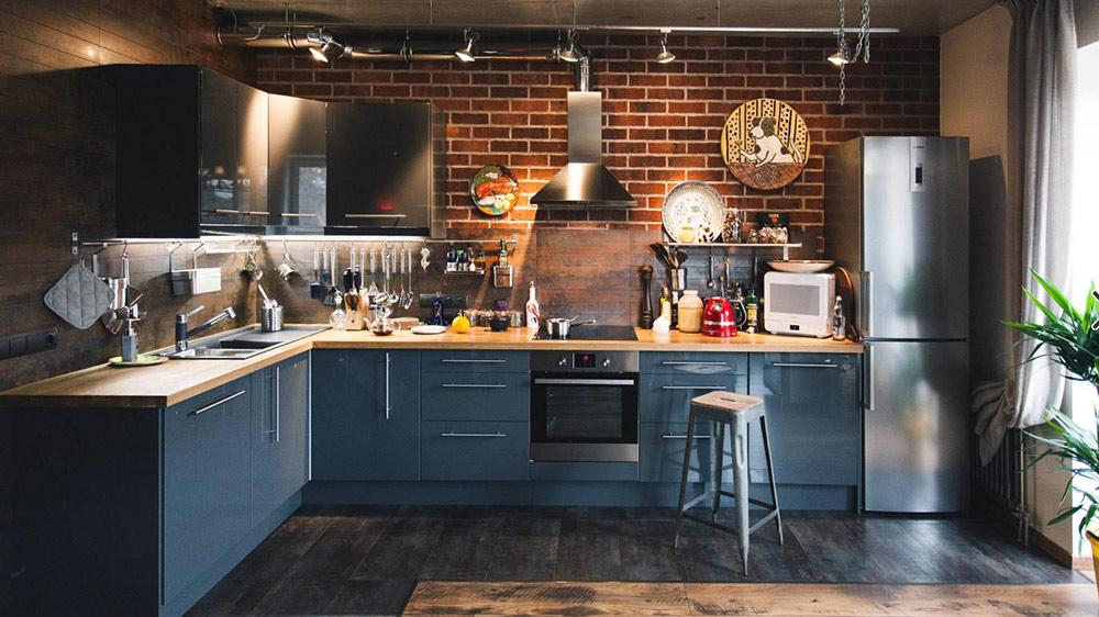 Стили оформления кухни