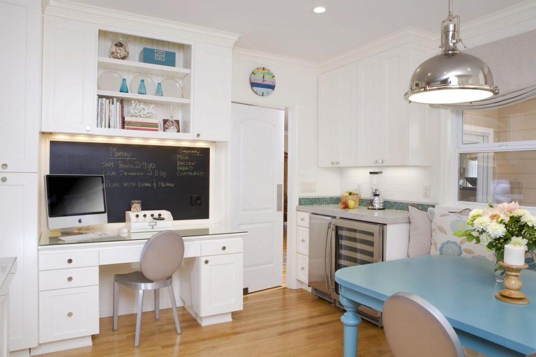 Зонирование на кухне
