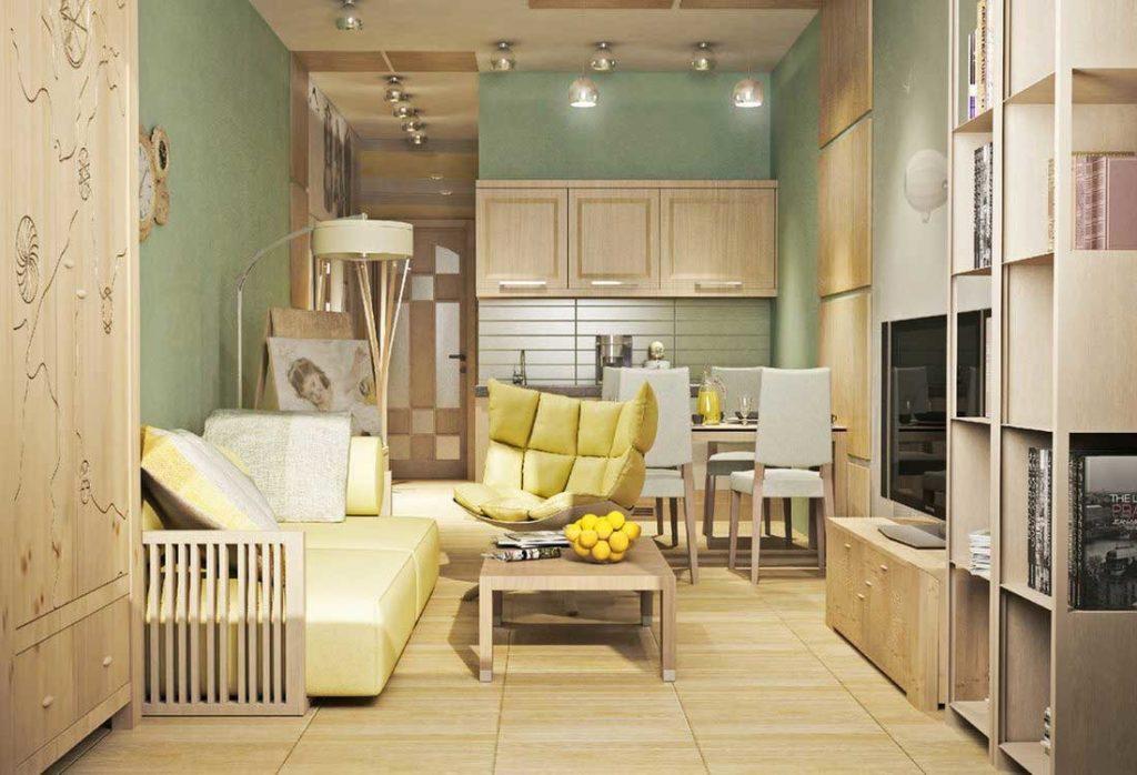 10 предметов интерьера, противопоказанных маленьким квартиркам