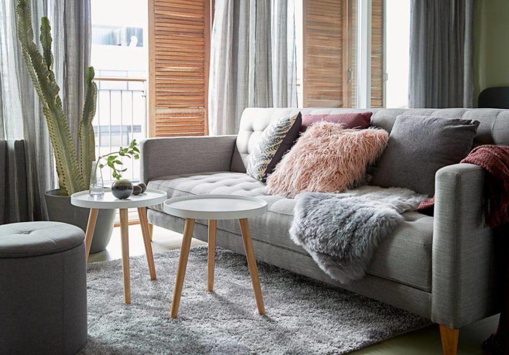 Hugge: датское благосостояние в дизайне интерьеров