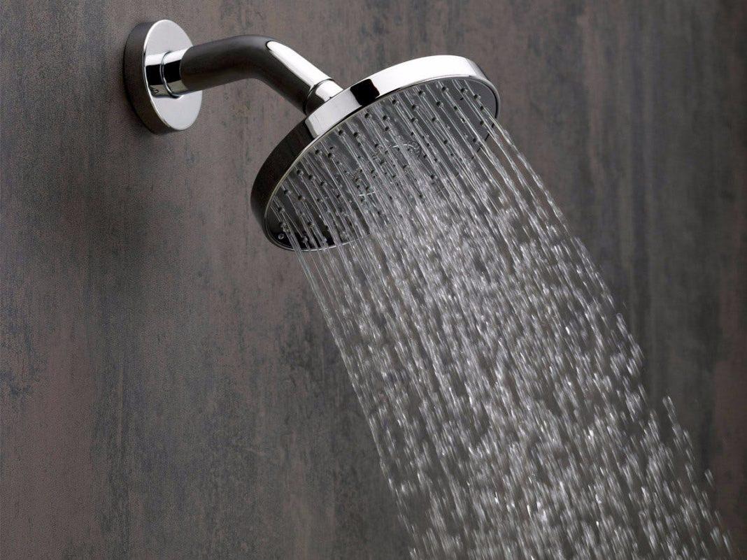 Как включается душ в Америке?