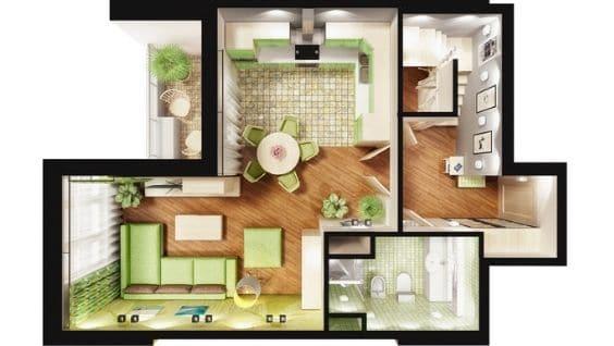 Перепланировка квартиры и нежилого помещения – с кем согласовывать