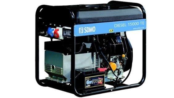 Выбираем дизельный генератор