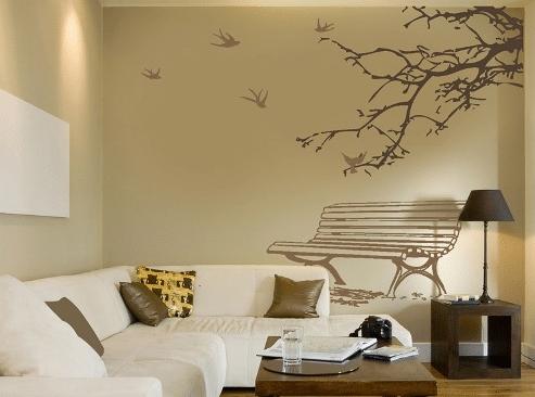 Как подобрать цвет стен