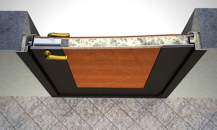 Двери с функцией шумоизоляции
