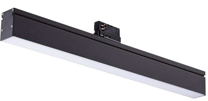 трековые линейные светильники
