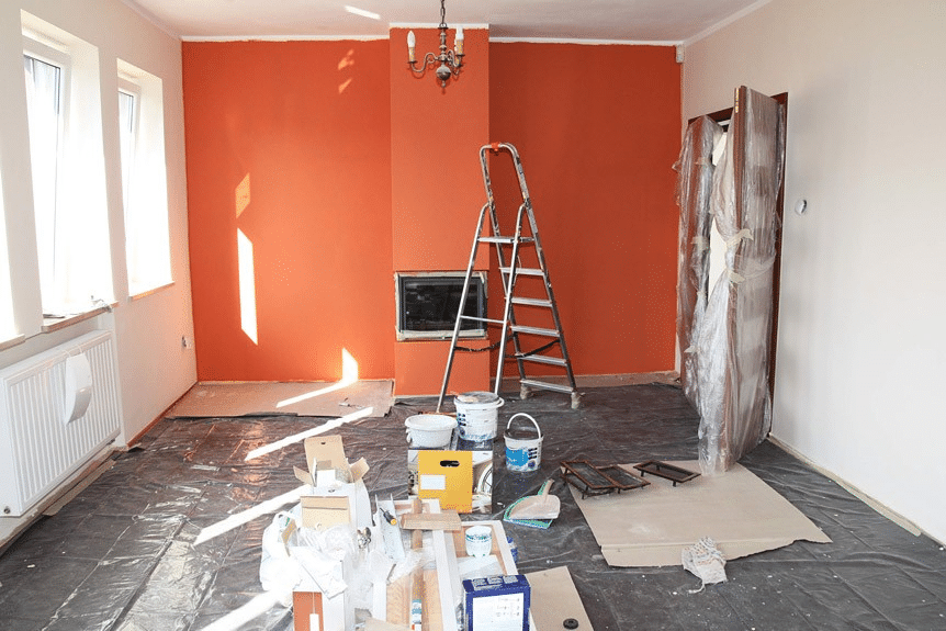 Общие советы по косметическому ремонту в квартире