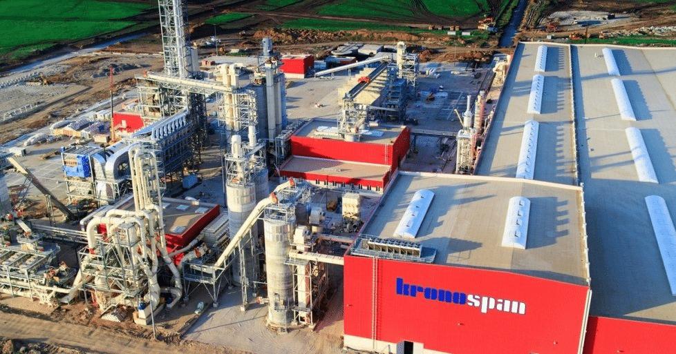 Производство Kronospan