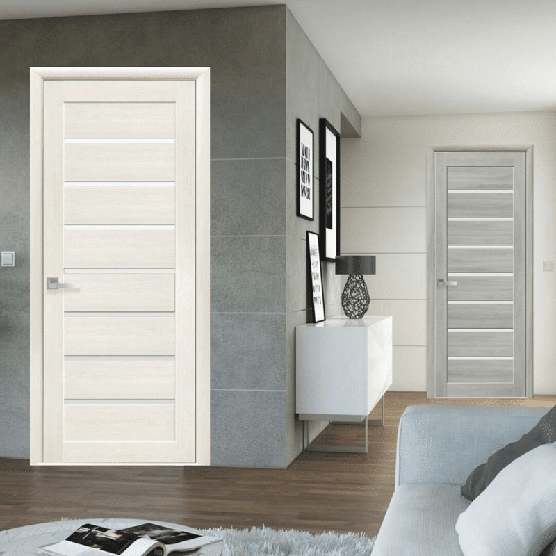 Особенности выбора межкомнатных дверей в гостиную