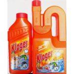 Чистящее от засоров гелеобразное Kloger Turbo