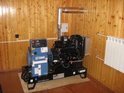 Монтаж электрогенераторов (бензогенераторов и дизельгенераторов) под ключ.