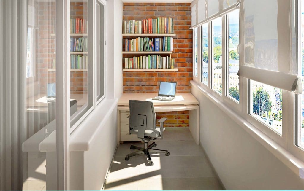 дизайн маленького балкона фото 2016 современные идеи