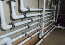 Прокладка трубопроводов водоснабжения из полипропиленовых труб