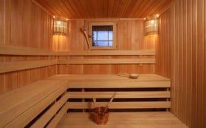 имитация под брус в бане