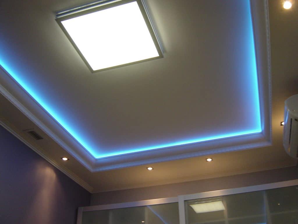 варианты светодиодной подсветки