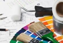 Как рассчитать количество краски для стен