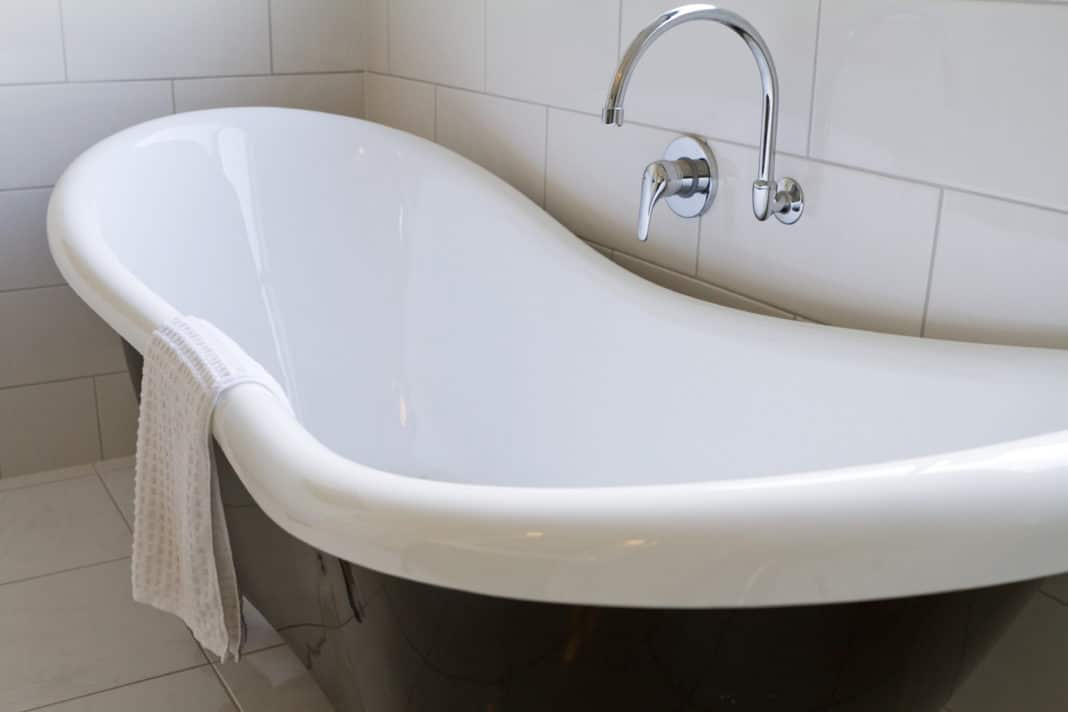 Жидкий акрил для ванной: 115 фото идей применения современного покрытия