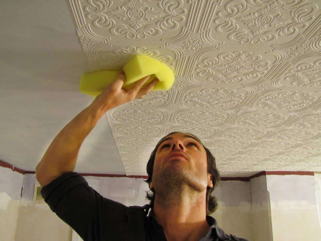 одноэтажный как клеить фотообои на потолок убедительности спамеры