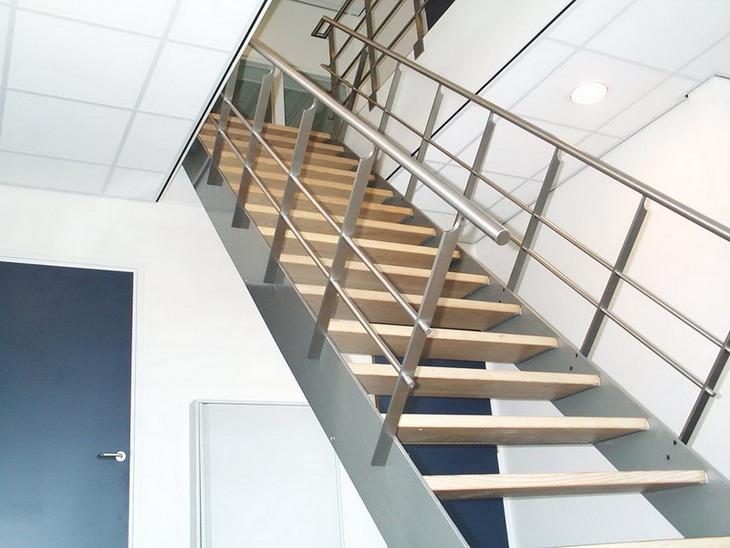 Тетива для лестницы
