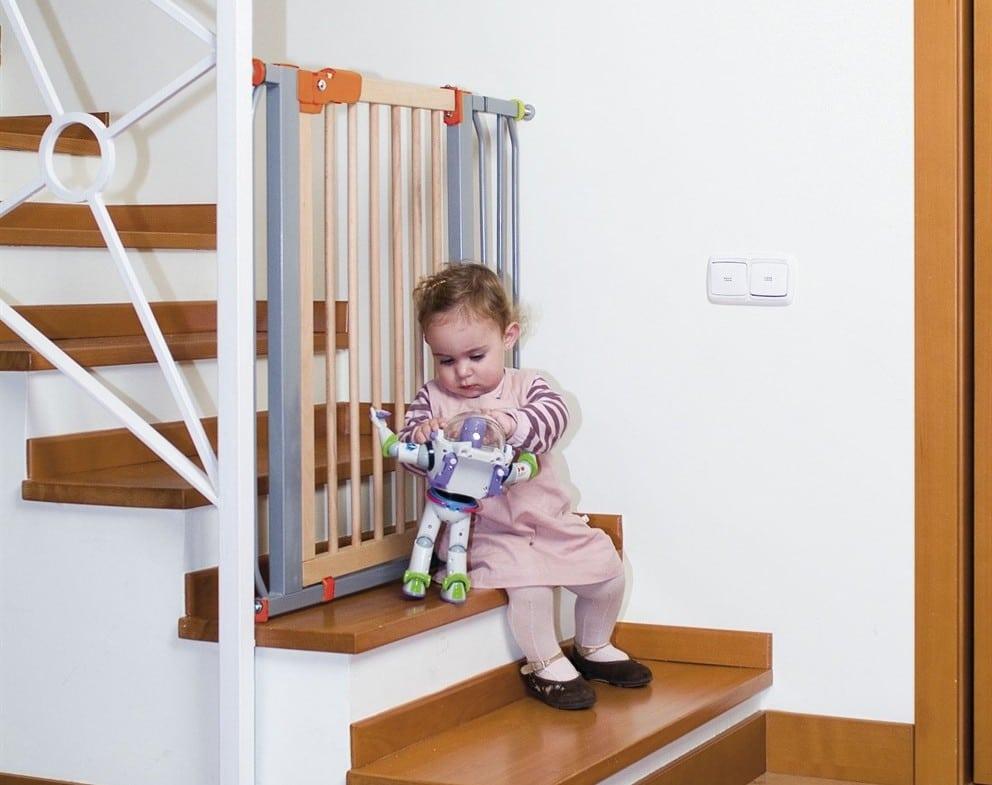Ворота на лестницу
