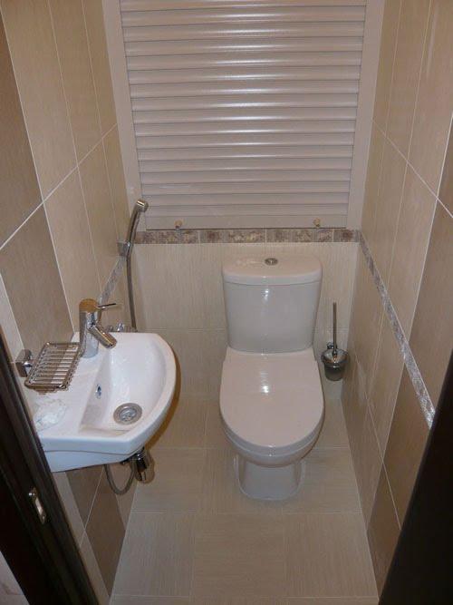 роллеты в туалете