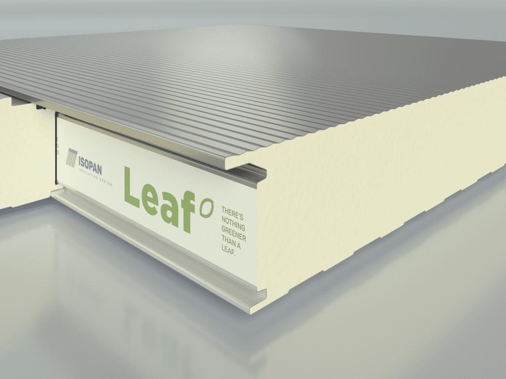 Сэндвич–панели Leaf – экологически чистый инновационный материал