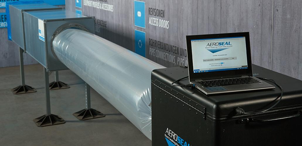 Экспресс-способ борьбы с утечками в воздуховодах
