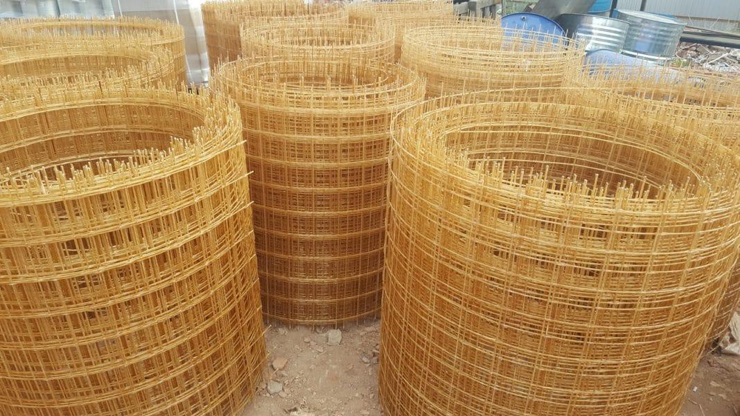 Композитные сетки вытесняют стальные конструкции