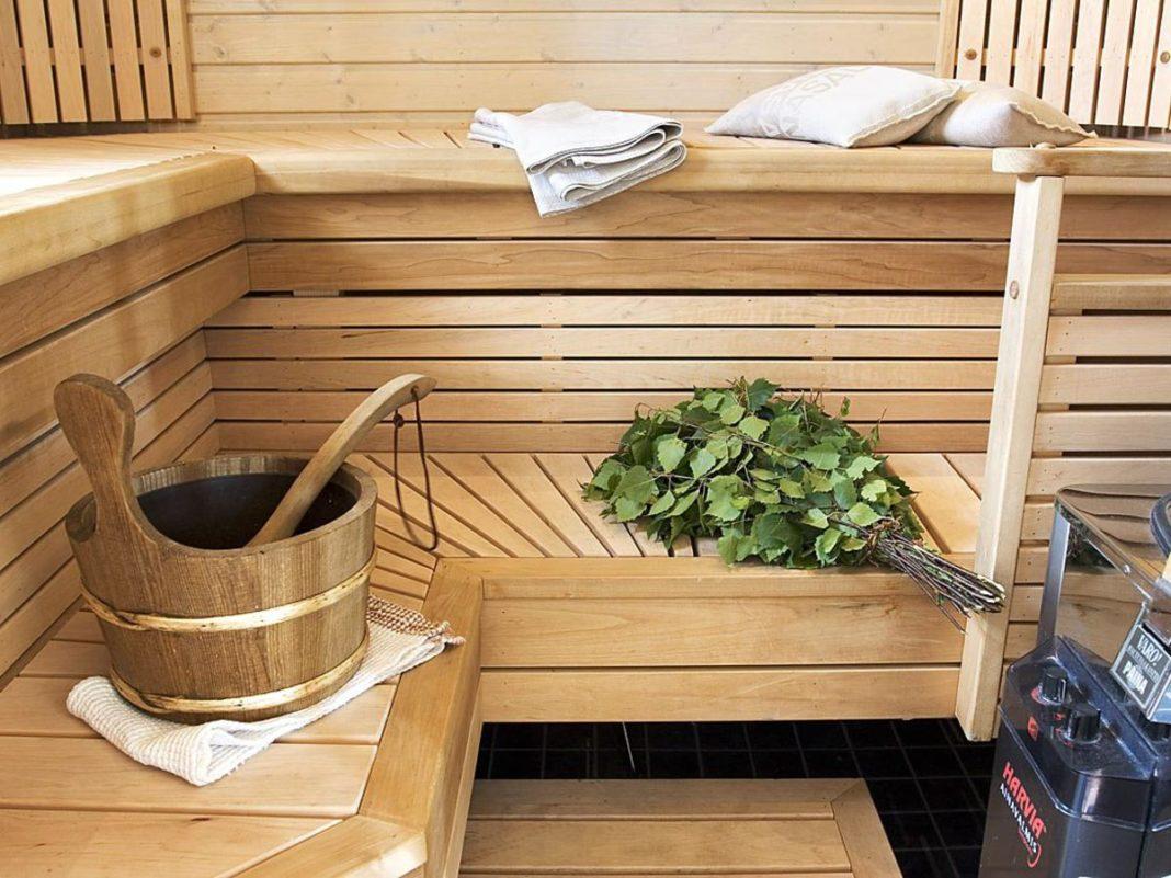 Водоснабжение в бане зимой
