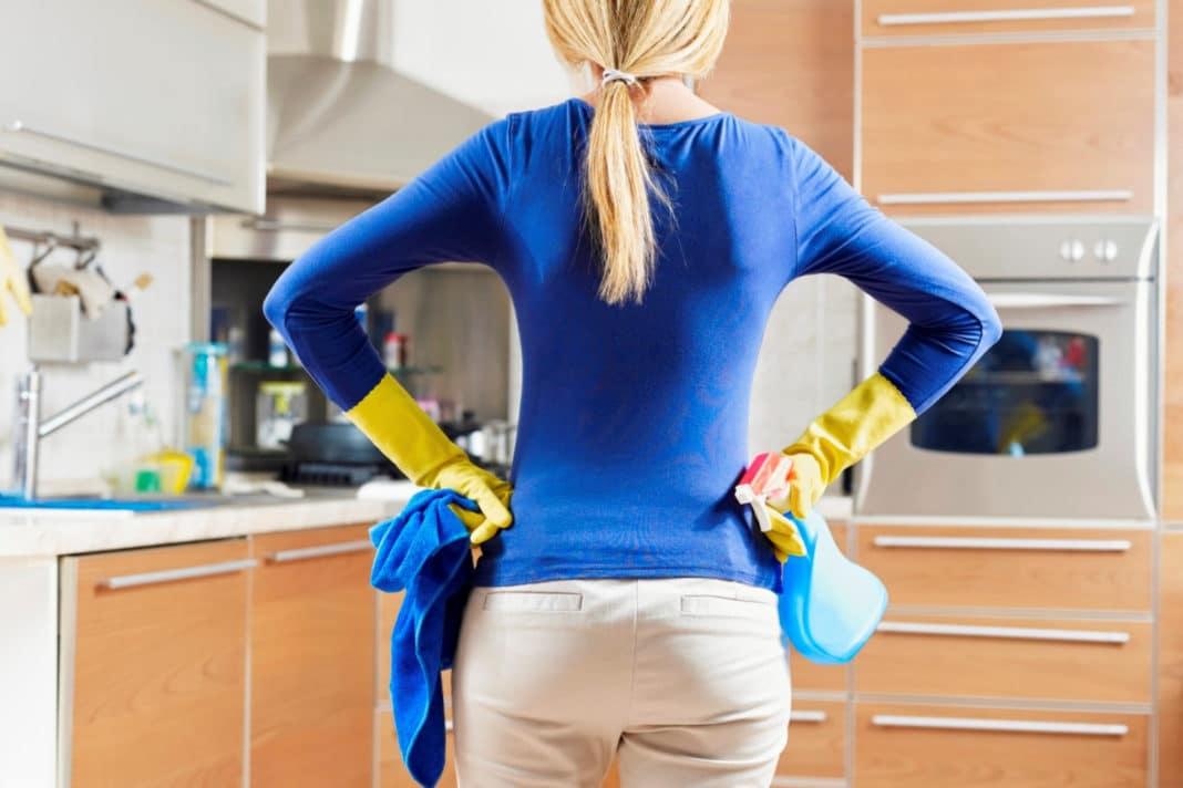 10 хитростей для облегчения уборки