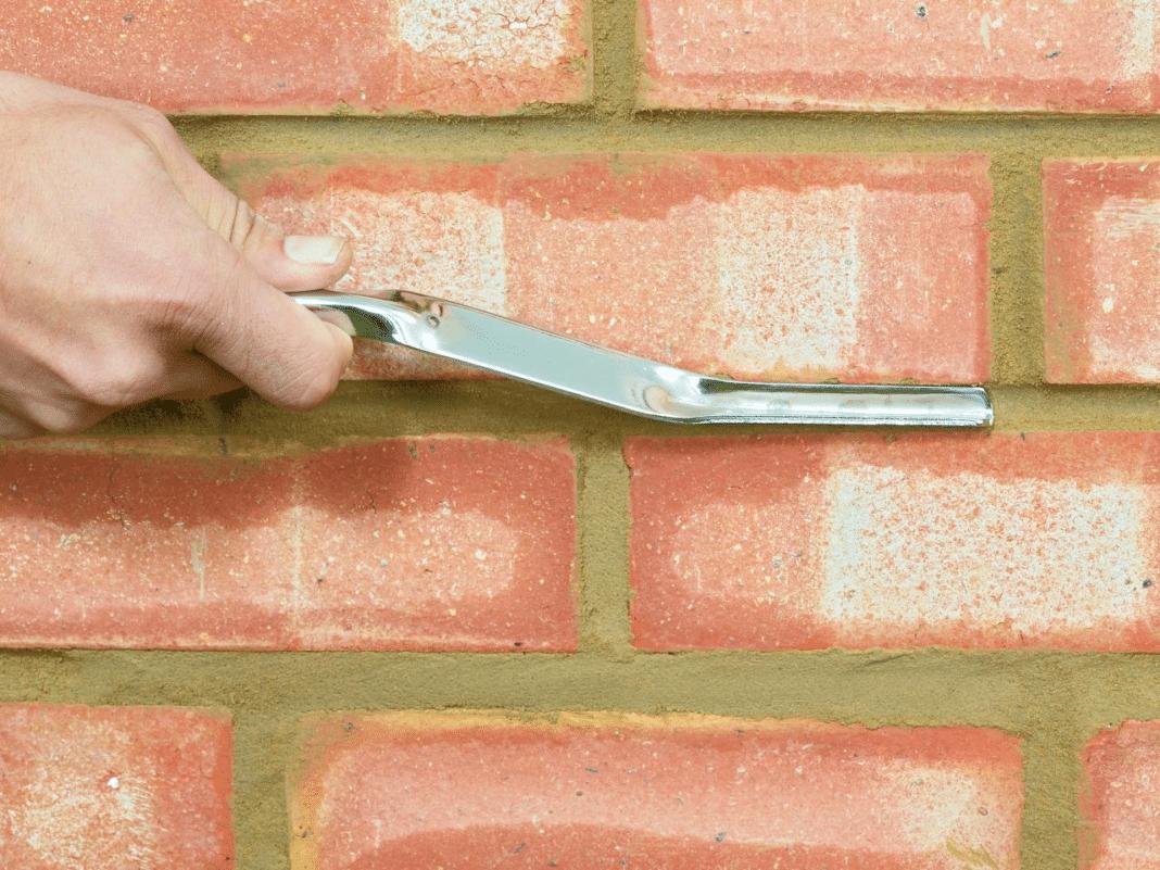 расшивка для швов кирпичной кладки