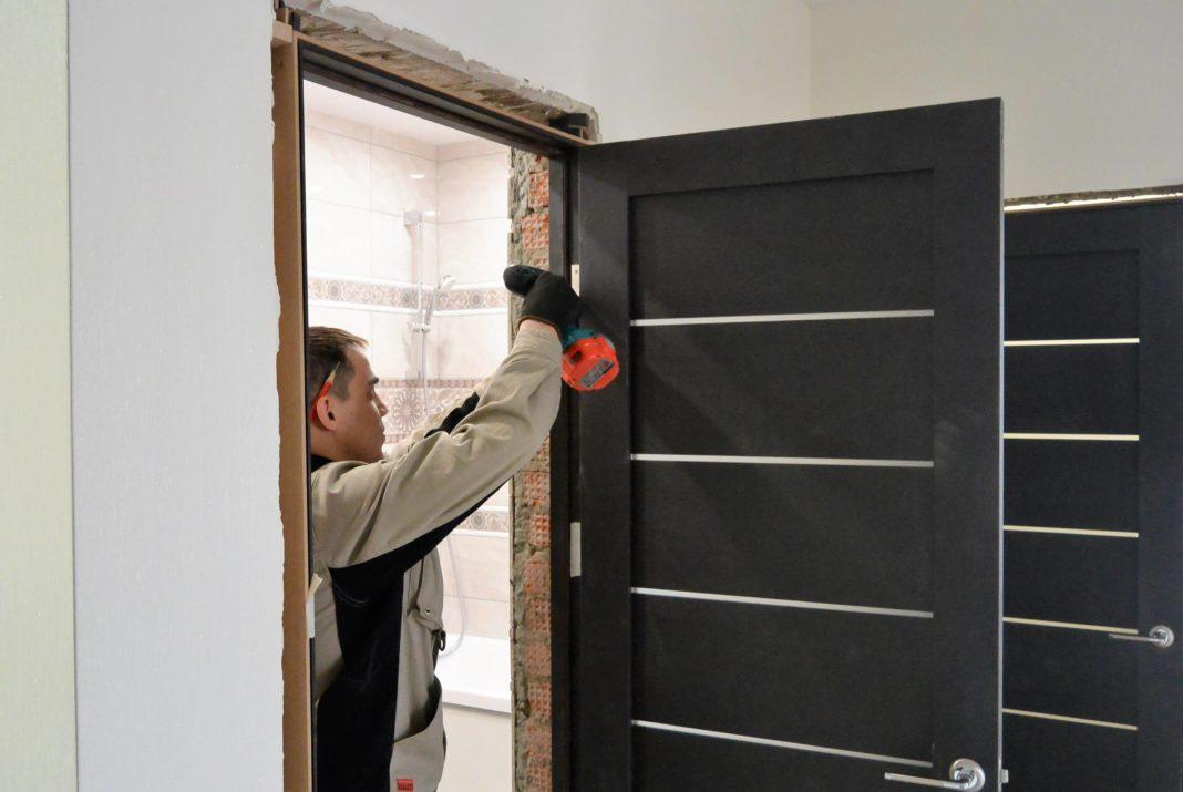 Как замерить дверь