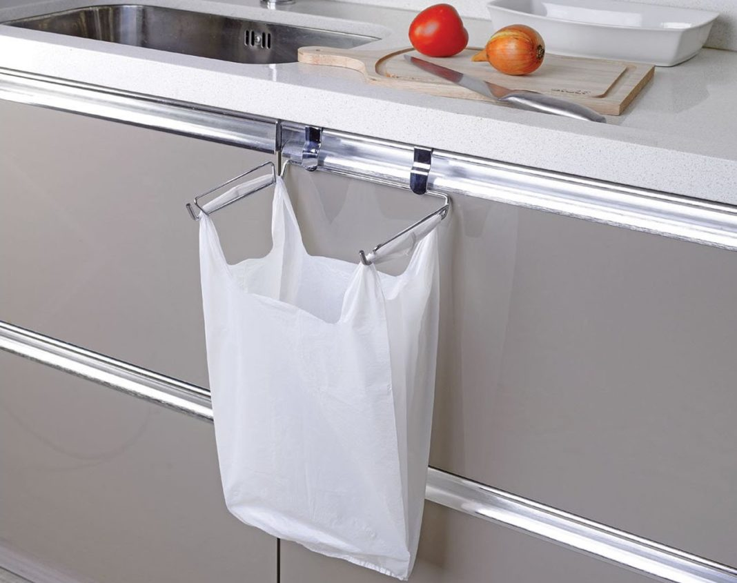 5 интересных идей для хранения пакетов на кухне