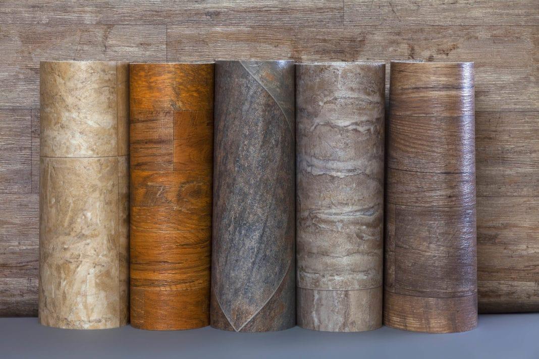 Остатки линолеума в быту: интересные и простые идеи