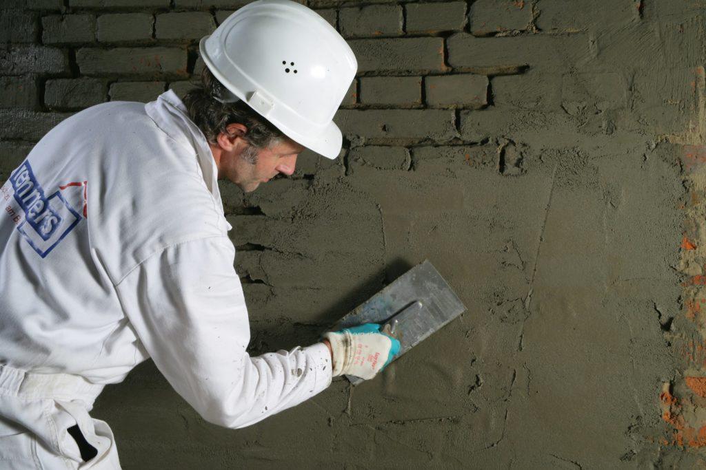 штукатурка цементная применение