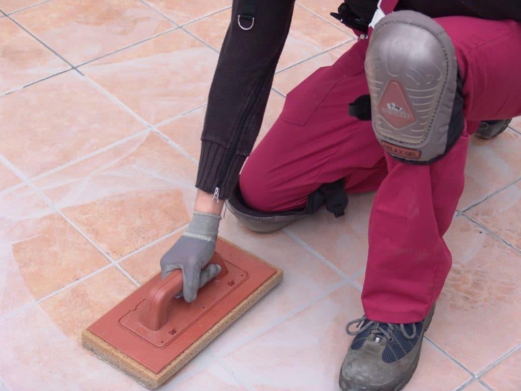 Наколенники для плиточников